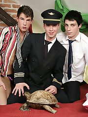 Uniforms: Smoking hot scene!