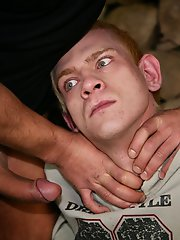 Abused: An arse-full of cock & a face-full of cum