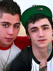Jake Bass and Shawn Beliveau