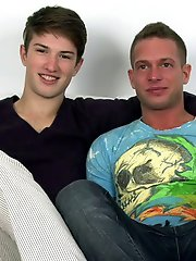 Hayden Colby and Michal McAllister